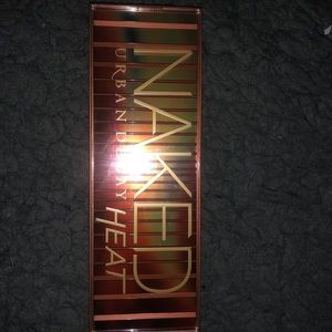URBAN DECAY NAKED HEAT PALETTE (GENTLY USED)